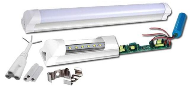 LED Tube Lights (GL-96)