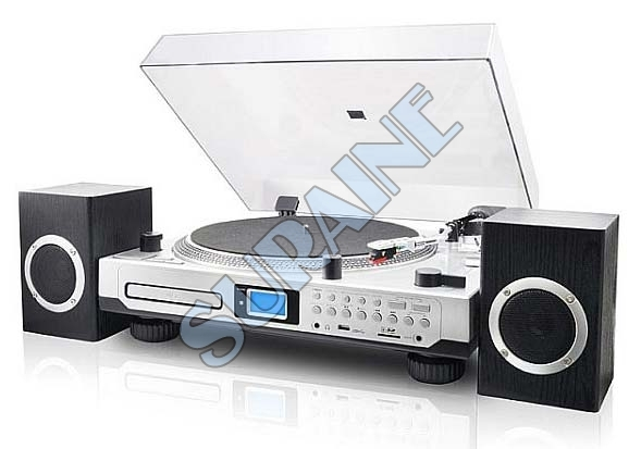 Turntable Player (SBTC-2000 DYNAMIC)