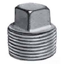 Square Head Conduit Plug