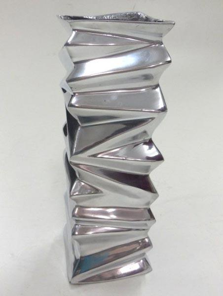 Aluminium Flower Vasespolished Aluminum Flower Vase Manufacturer