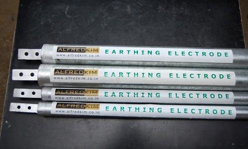 Polished Earthing Electrodes