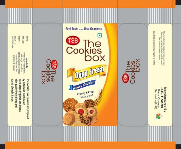 Cookies Packaging Pouches