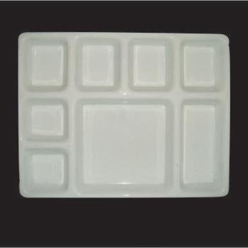 8 Section Compartment Tray