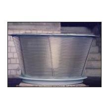 Wedge Wire Salt Centrifuge Basket