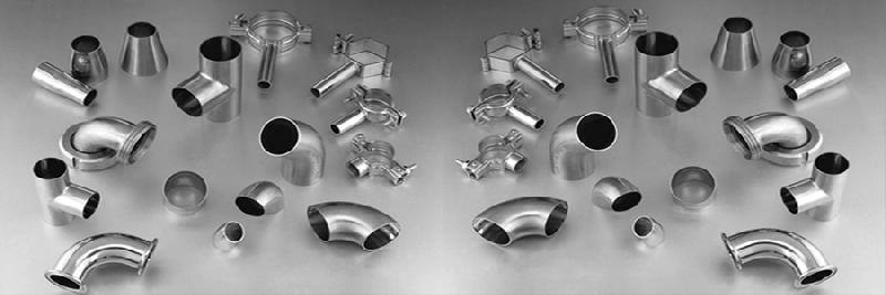 Stainless Steel Pipe Fitting for Pharmaceutical Industry