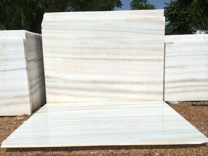 Makrana Brown Albeta Marble Slabs Manufacturer Exporter