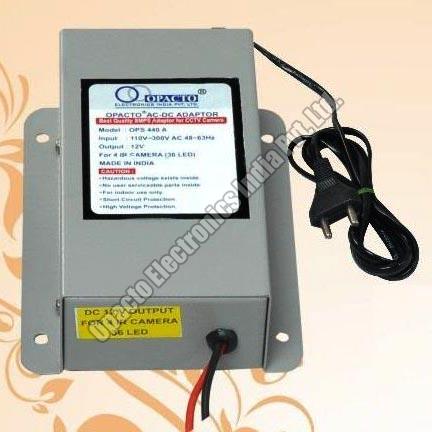 AC-DC Adaptor for 4 IR Camera