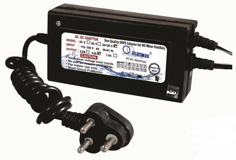 RO SMPS Adapter (24.0V + 36.0V & 2.0AMPS)