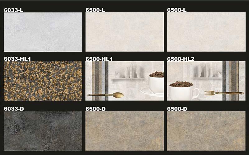 Digital Wall Tiles 300X600mm 05