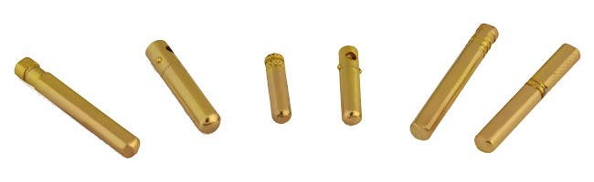 Brass Plug & Socket Pins