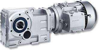 Bevel Helical Gear Motor