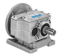 Coaxial Gear Motor