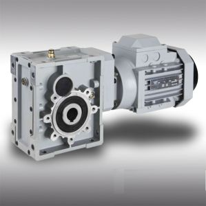 Hypoid Helical Gearbox