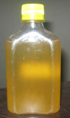 Residue Wax Foots Oil