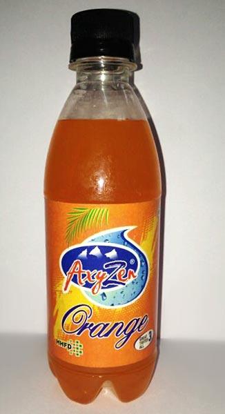Axyzen Soft Drinks