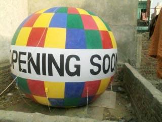 Balloons Advertising
