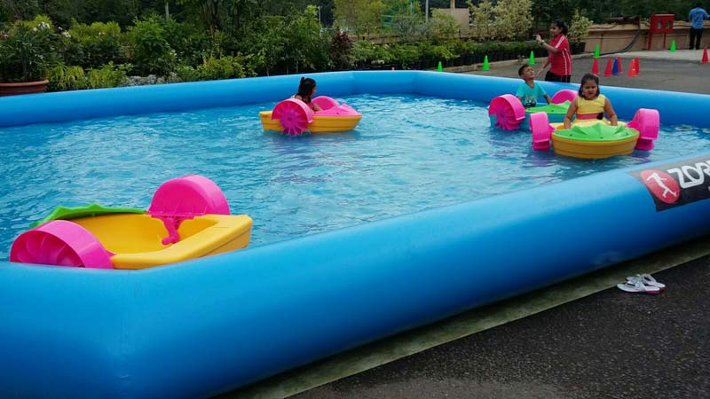 Inflatable swimming pool manufacturer supplier in delhi india for Inflatable swimming pool buy online india
