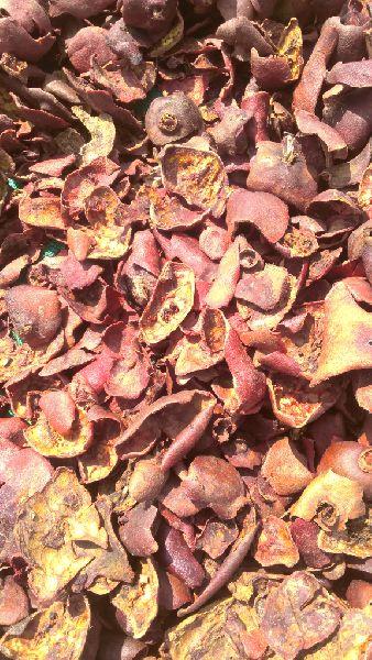 Dried Pomegranate Peel 03