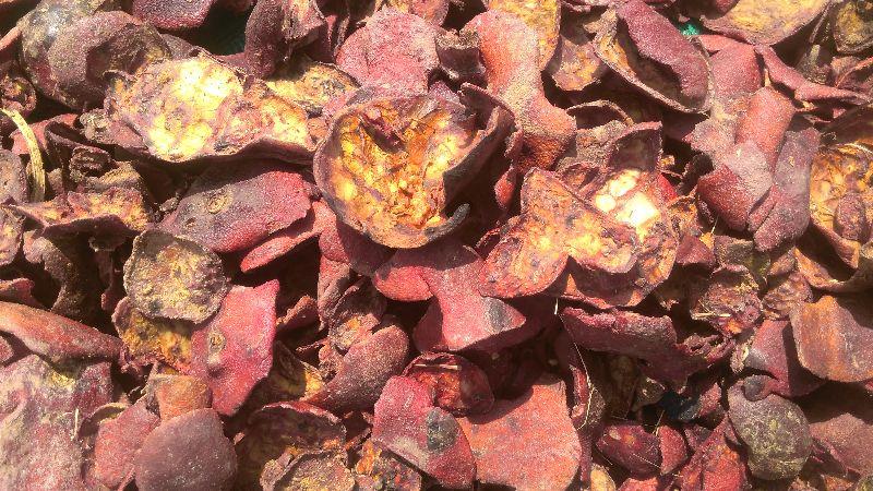 Dried Pomegranate Peel 04