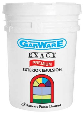 Garware Exact Exterior Plastic Paint