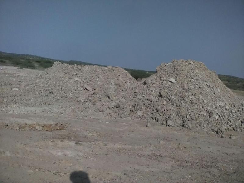 White Clay Lumps 01