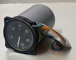 Tachometer Assembly