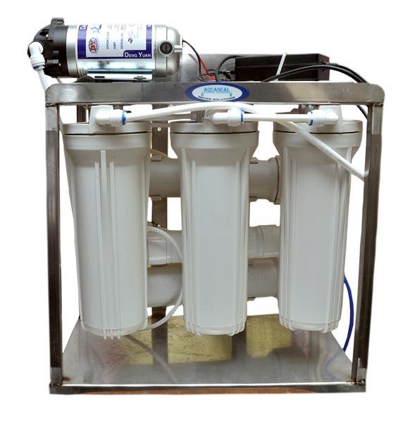 RO 25 Liter With Skid