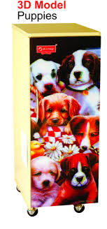 Navdeep 3 D Model Puppies Domestic Flour Mill 01