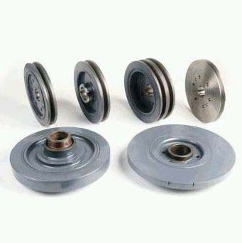Damper Pulleys