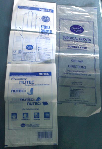 Pharmaceutical Poly Bags