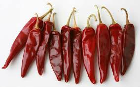 341 Dried Red Chilli