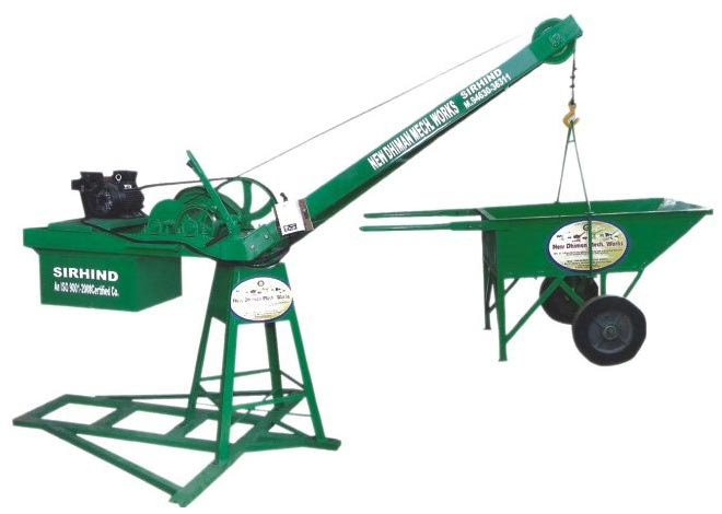Building Material Lifting Machine (M1107)