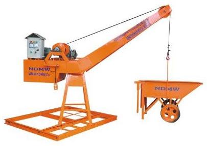 Building Material Lifting Machine (M1178)