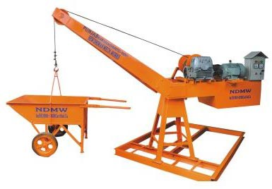 Building Material Lifting Machine (M1432)