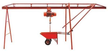 Building Material Lifting Machine (M1559)