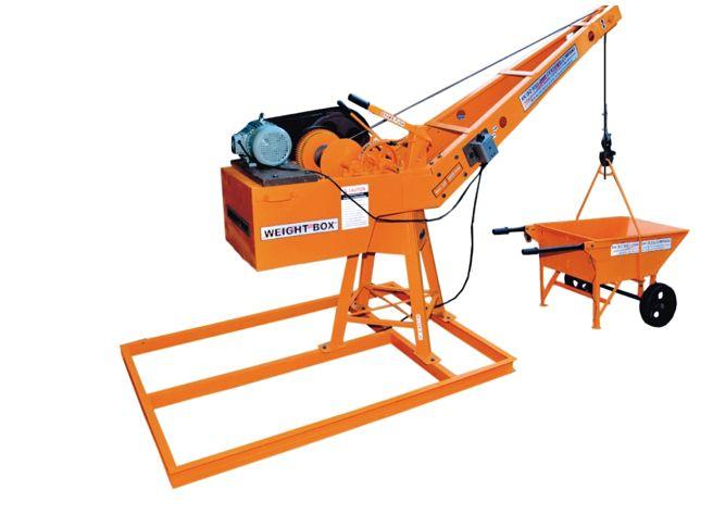 M-1323 Building Material Lift