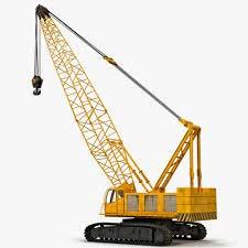 Crawler Crane Spare Parts
