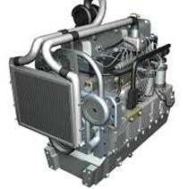 TATA 320 Crane Spare Parts
