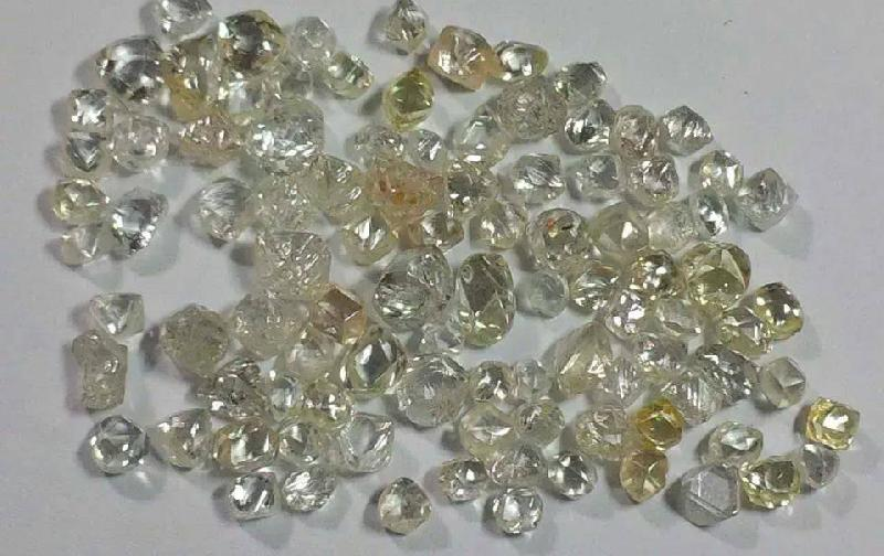 Rough Uncut Diamonds