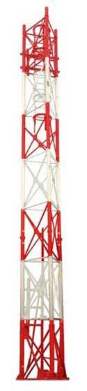 Frangible Glide Path Mast