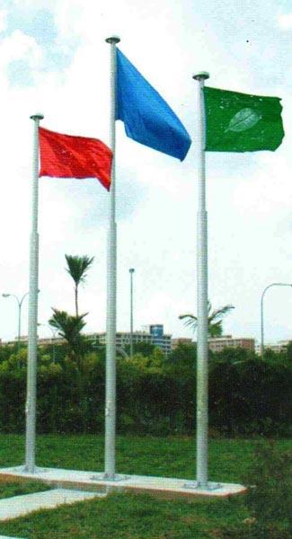 FRP Flag Poles
