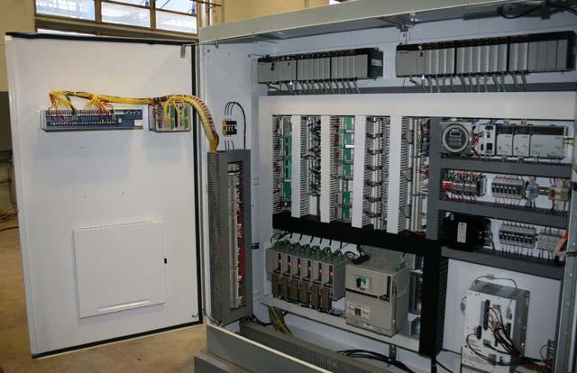 Allen Bradley Control Panel