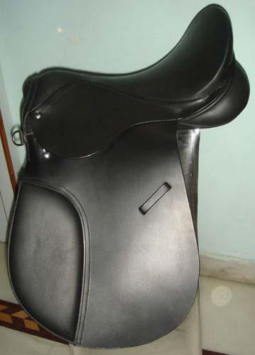English Horse Saddle 01
