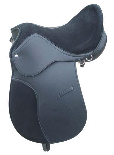English Horse Saddle 02