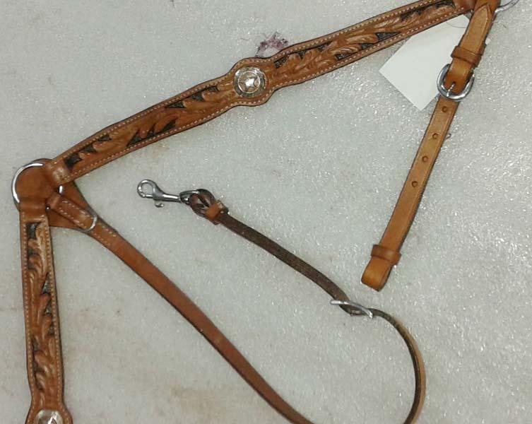 Horse Breast Collar 01