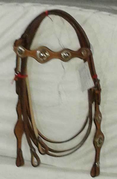 Horse Headstalls P.P 01