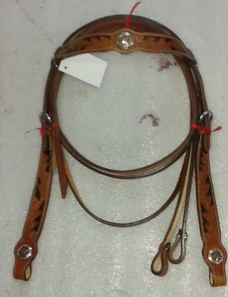 Horse Headstalls P.P 02