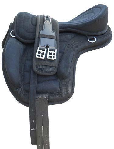 Treeless Horse Saddle 03