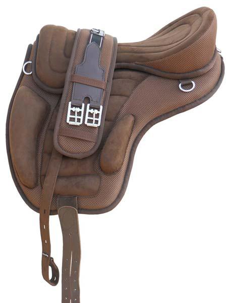 Treeless Horse Saddle 05