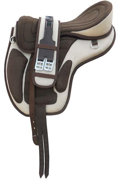 Treeless Horse Saddle 06